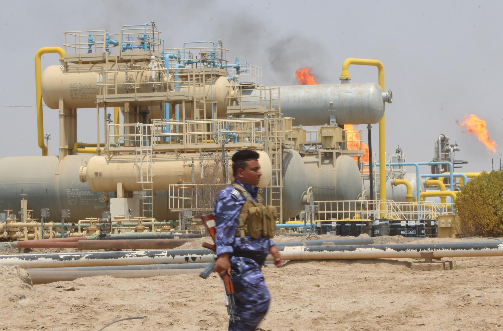 حقيقة رفض إيطاليا شحنة نفط عراقية