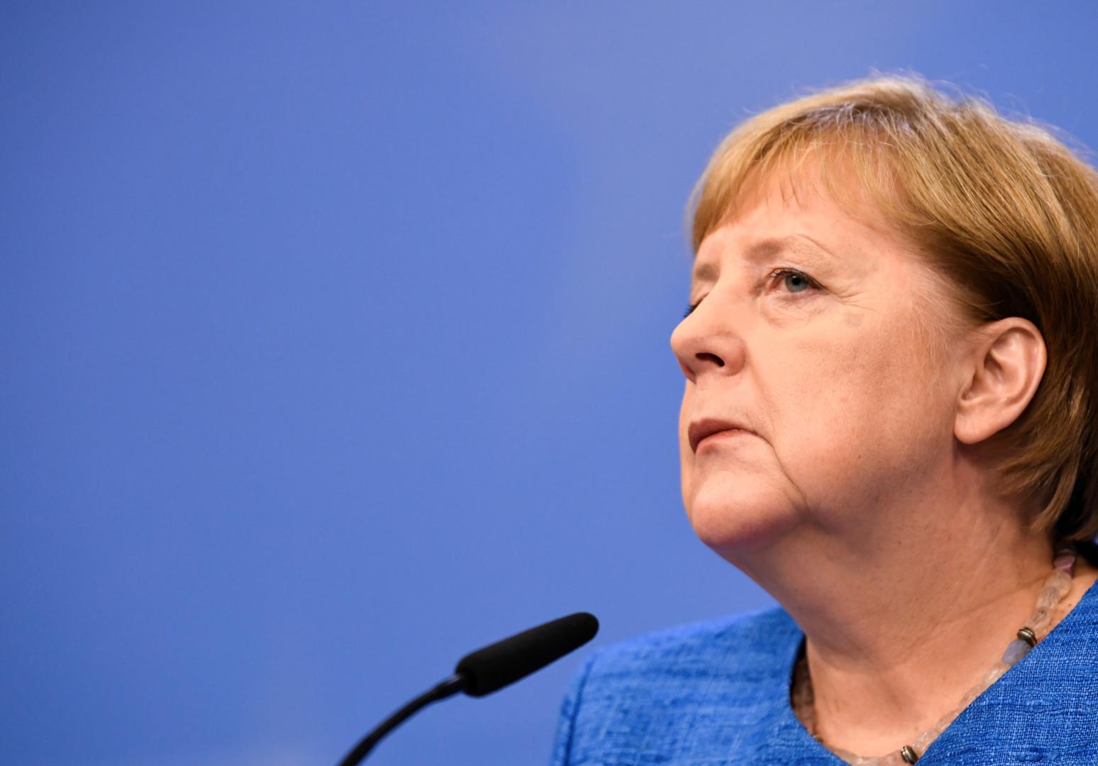 ألمانيا ترحب بقرار ترامب الامتناع عن ضرب إيران وتدعو للتسوية السلمية