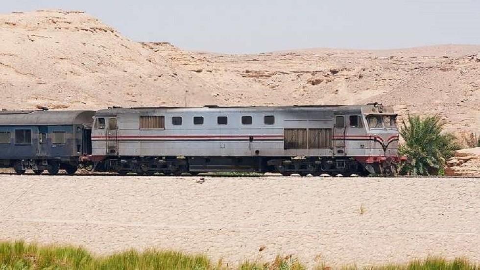 روسيا تدرس تطوير السكك الحديدية في مصر