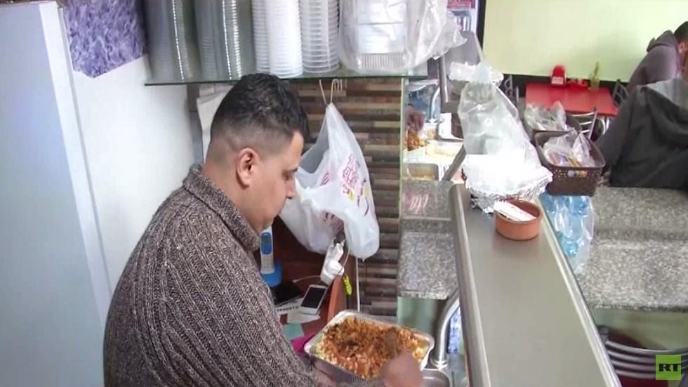 مطعم للكشري وأطباق مصرية أخرى برام الله