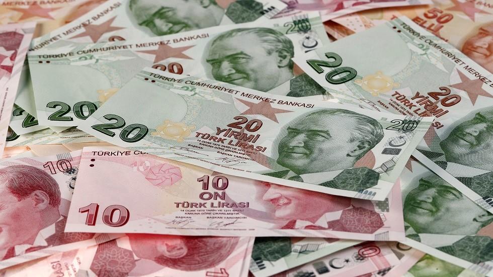 العملة التركية الليرة
