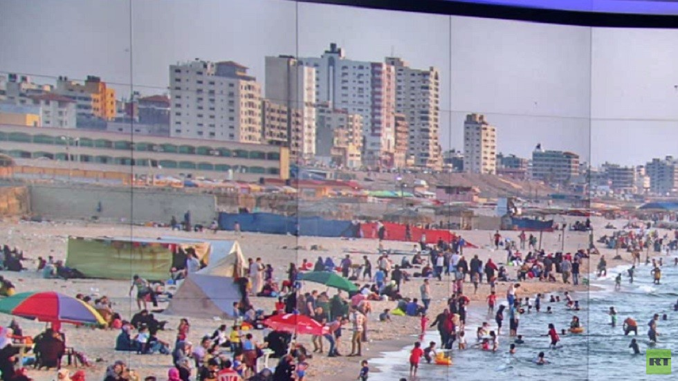 تحذيرات في غزة من ارتفاع نسبة تلوث البحر