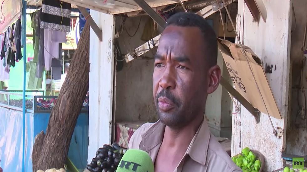 انعكاسات الأزمة السياسية في السودان