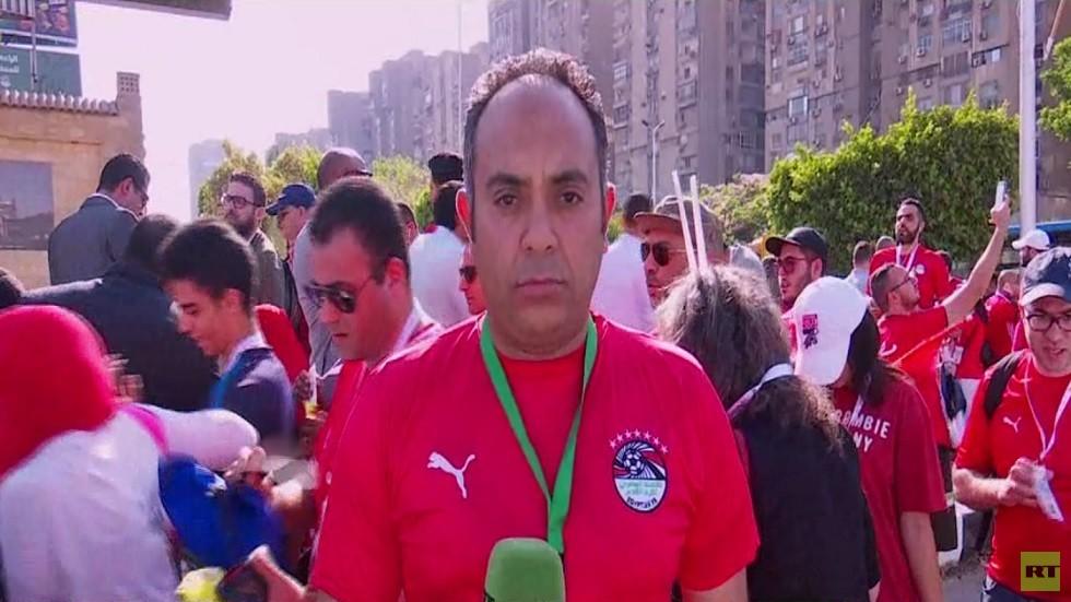إجراءات القاهرة لتأمين البطولة الإفريقية