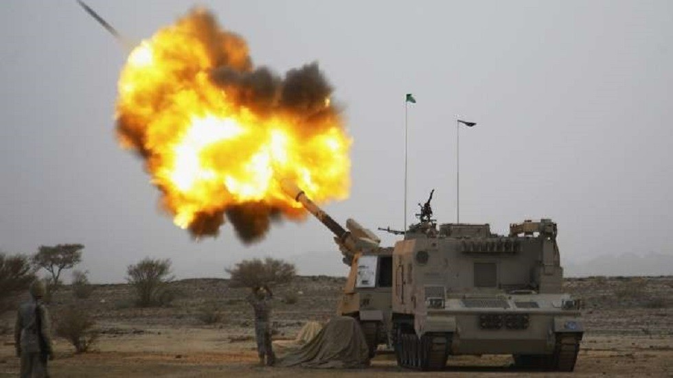 القوات العسكرية السعودية - أرشيف