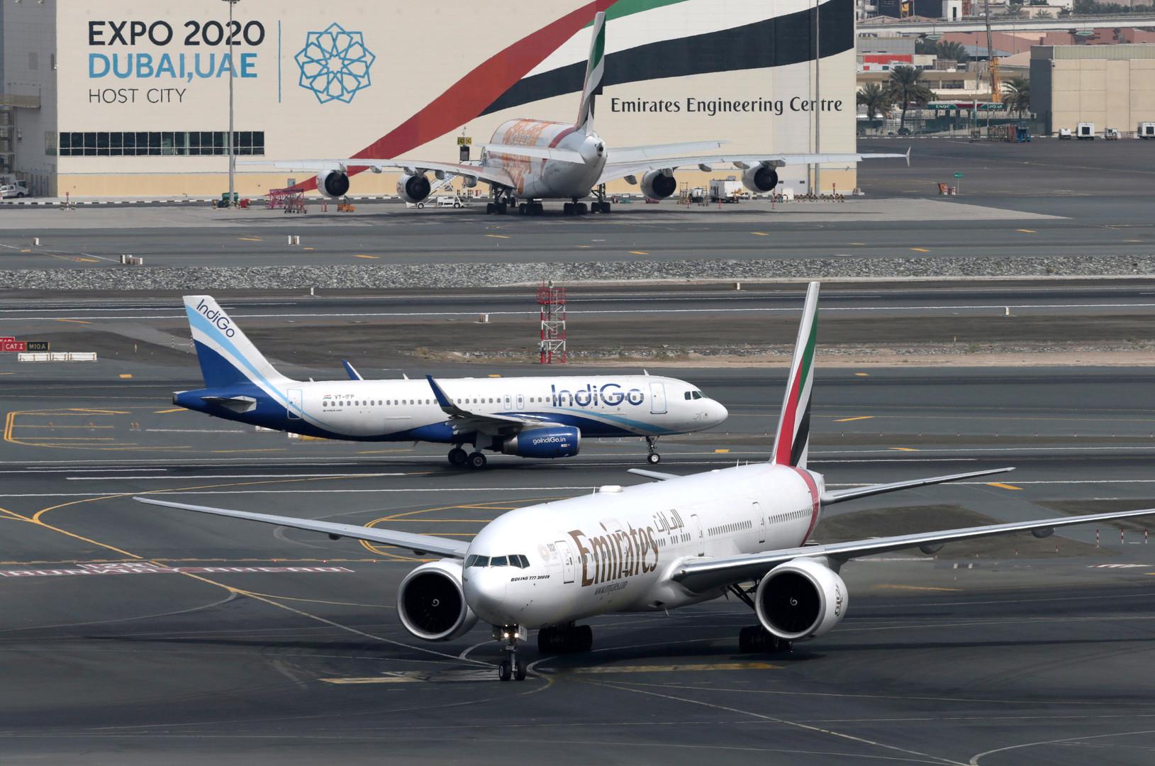 الإمارات تهيب بشركات الطيران تفادي التحليق فوق مناطق التوتر في الخليج