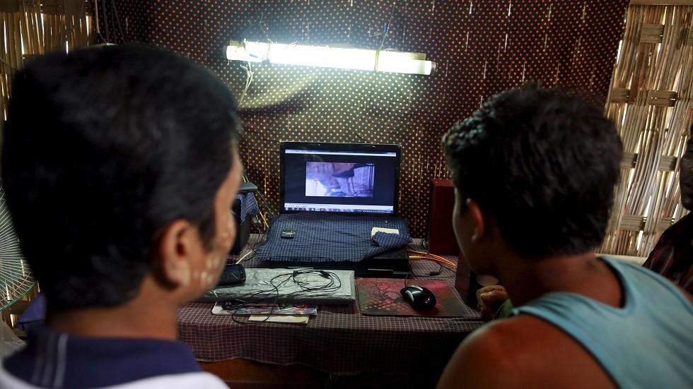ميانمار تقطع الإنترنيت عن ولاية راخين