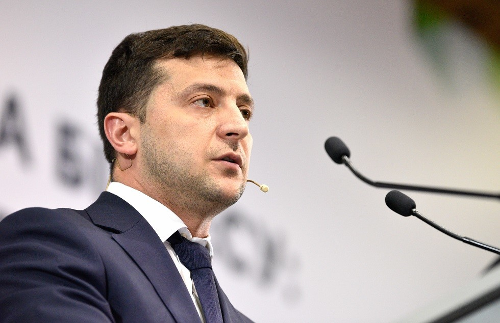 زيلينسكي: لا ينبغي أن يألف الأوكرانيون الحرب