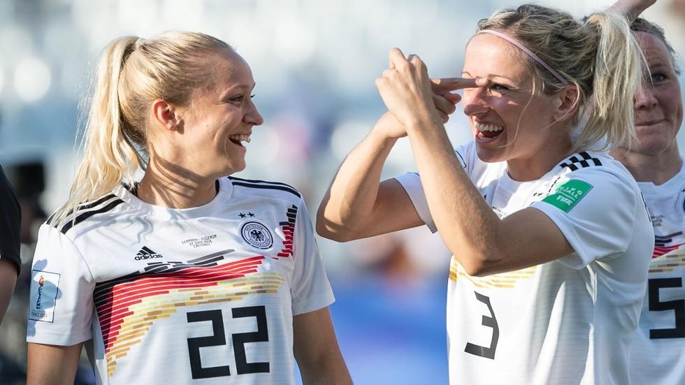 ألمانيا أول المتأهلين إلى ربع نهائي