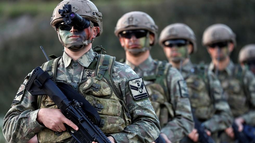 القوات الخاصة التركية