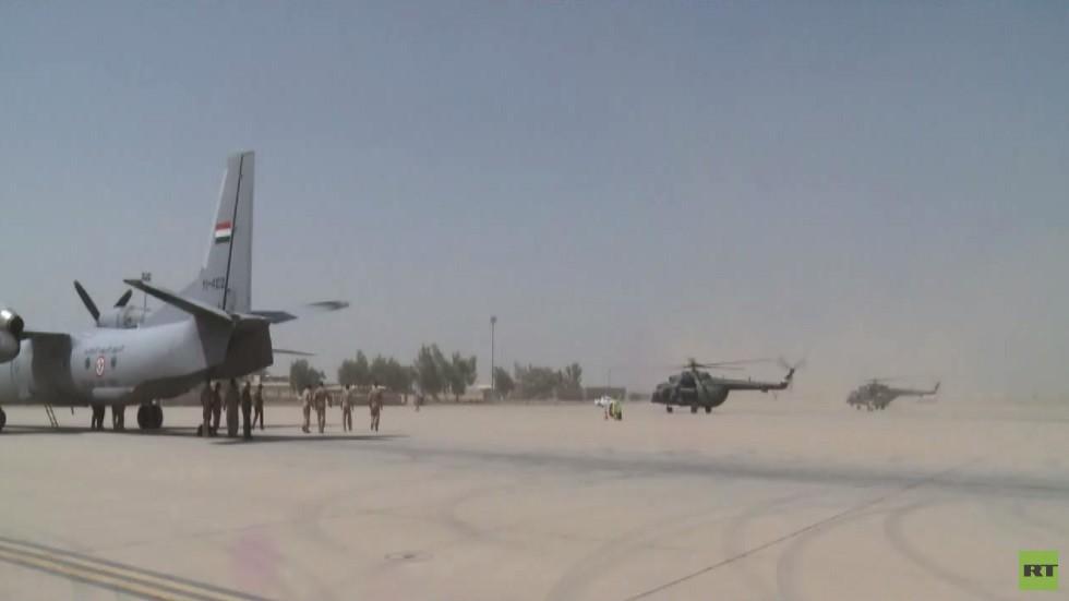 بغداد تنفي انسحاب واشنطن من قاعدة بلد