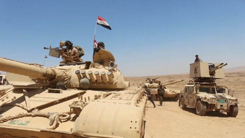 الجيش العراقي في الموصل - أرشيف