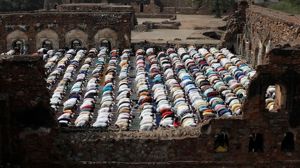 مسلمون في الهند