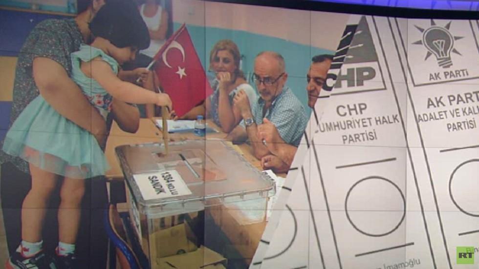 انتخابات باسطنبول لاختيار رئيس للبلدية