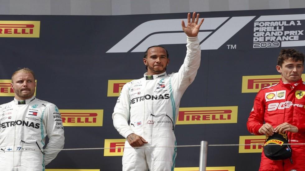 جائزة فرنسا الكبرى.. هاميلتون يحرز المركز الأول وثنائية لمرسيدس