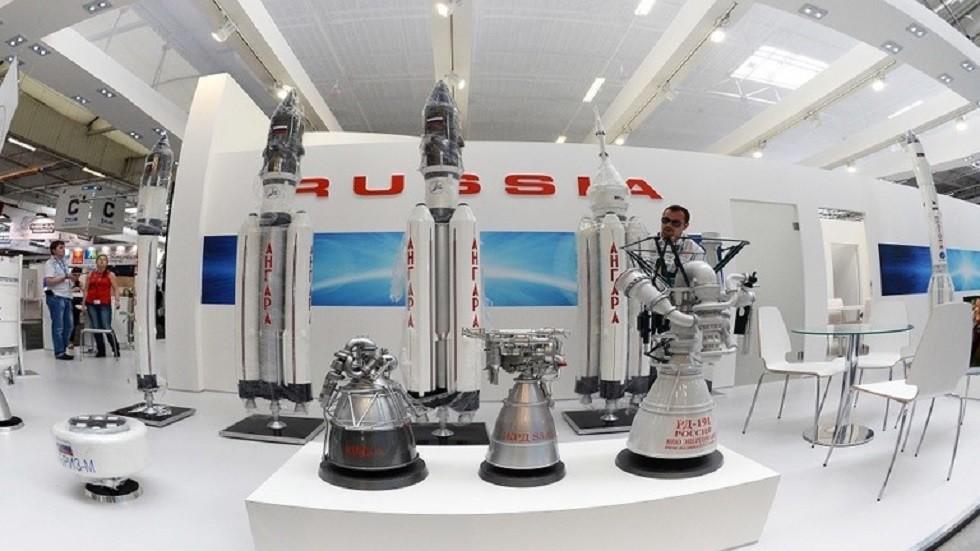 اختبار صاروخ