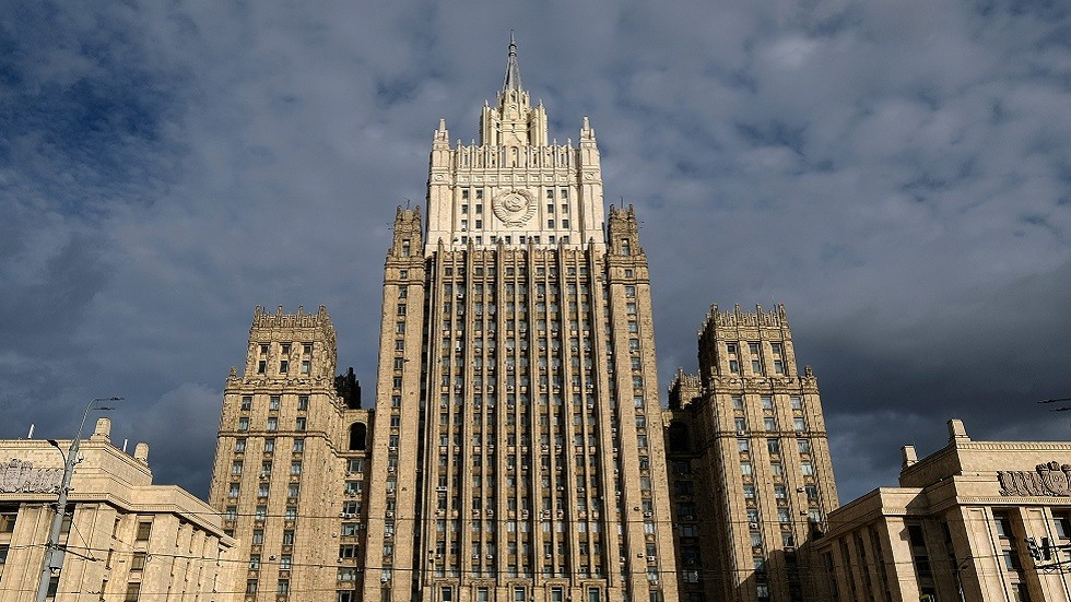 الخارجية الروسية: واشنطن تتعمد تصعيد التوتر مع طهران