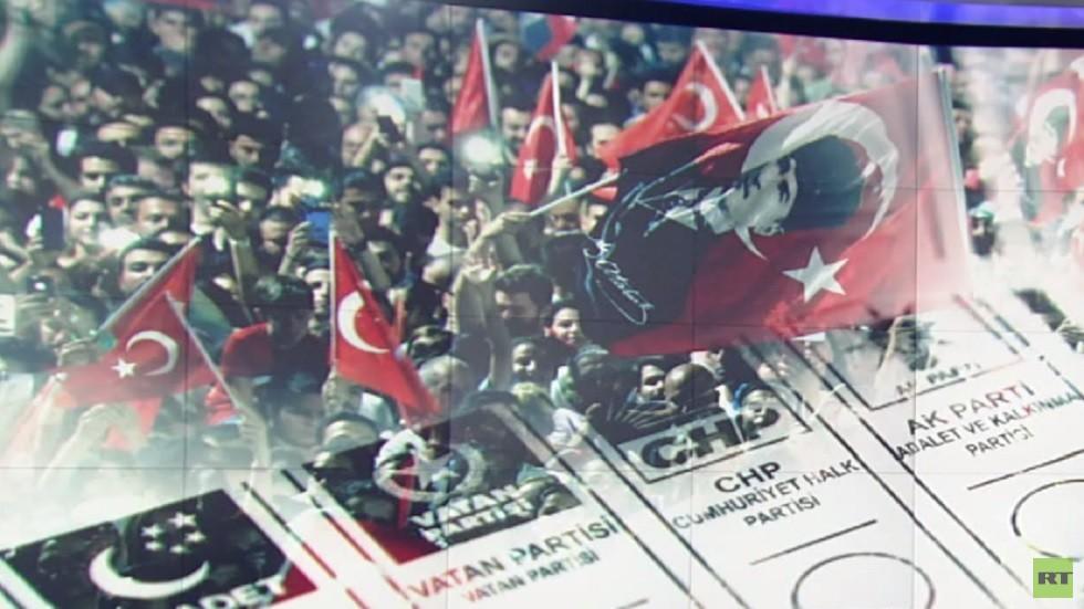 إمام أوغلو يفوز برئاسة بلدية اسطنبول