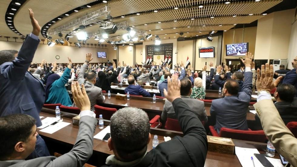 البرلمان العراقي يصادق على تعيين وزراء الدفاع والداخلية والعدل