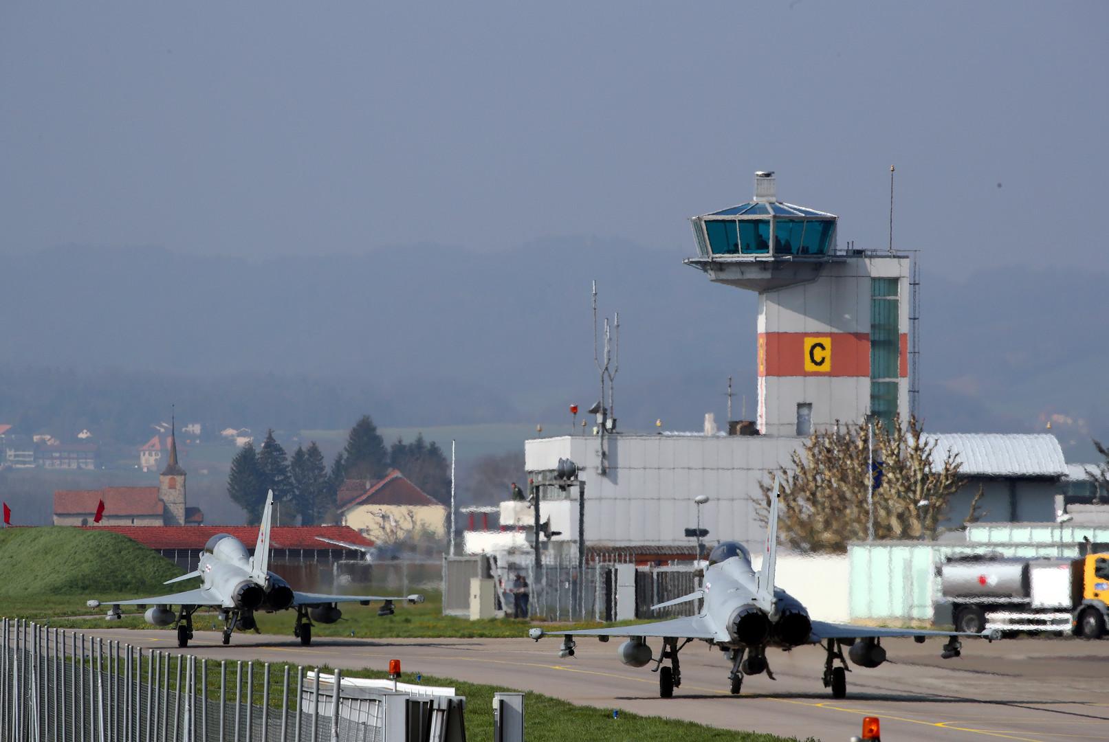 مصرع طيار ونجاة آخر بتحطم مقاتلتين في ألمانيا