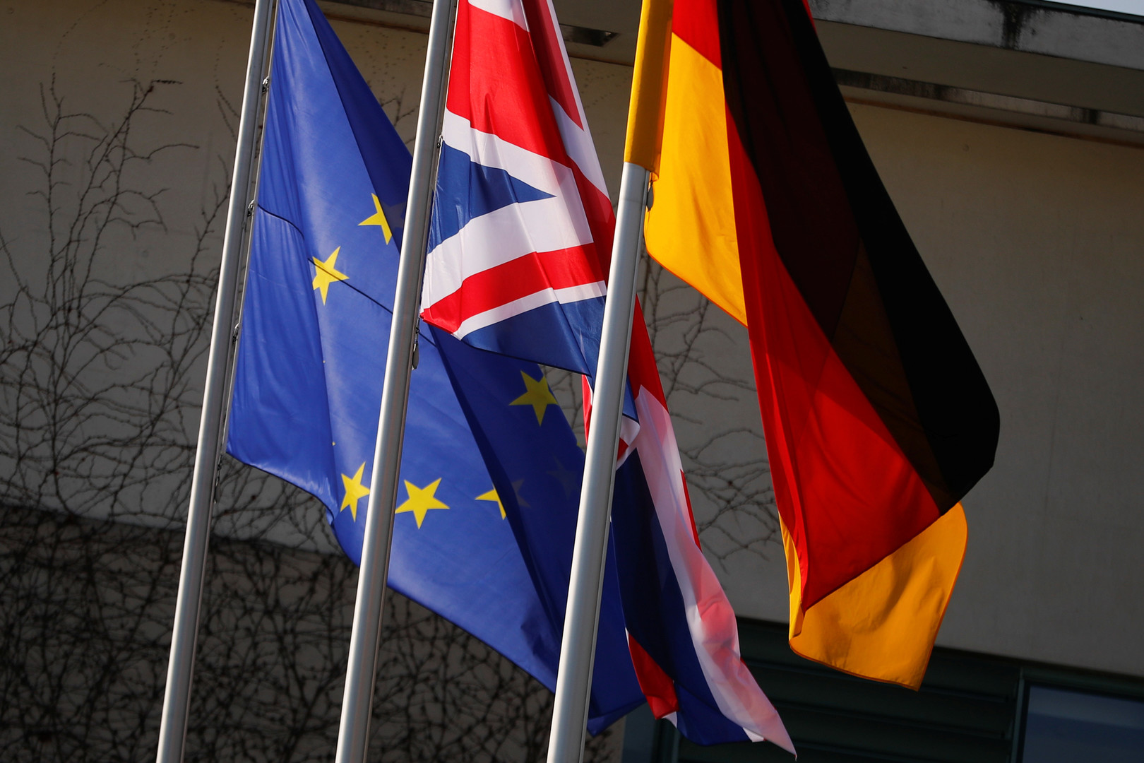 أوروبا تتحفظ إزاء دعوة بومبيو لإنشاء تحالف دولي ضد إيران