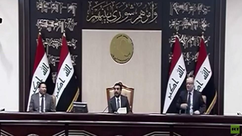 توافق على وزارات شاغرة بالحكومة العراقية