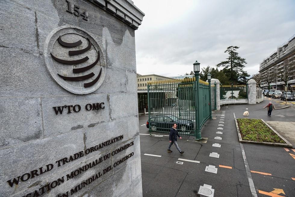 منظمة التجارة: دول