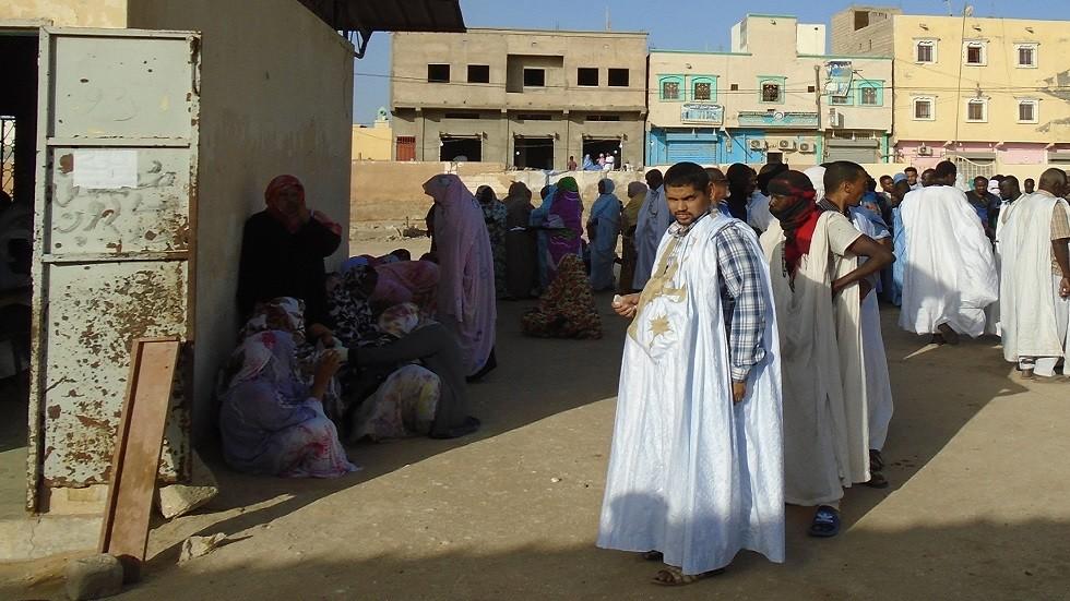 موريتانيون يدلون بأصواتهم في الانتخابات الرئاسية الأخيرة