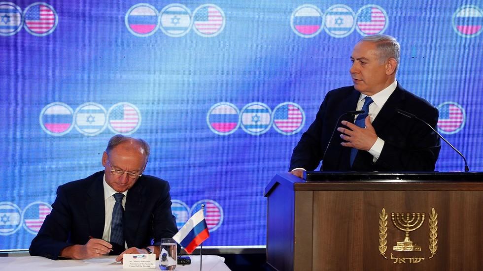 نتنياهو: يجب أن تعيش سوريا بسلام وبلا قوات أجنبية على أراضيها!