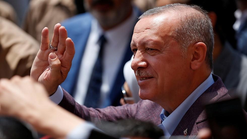 أردوغان: لا نلوم الشعب وإنما نحاسب أنفسنا
