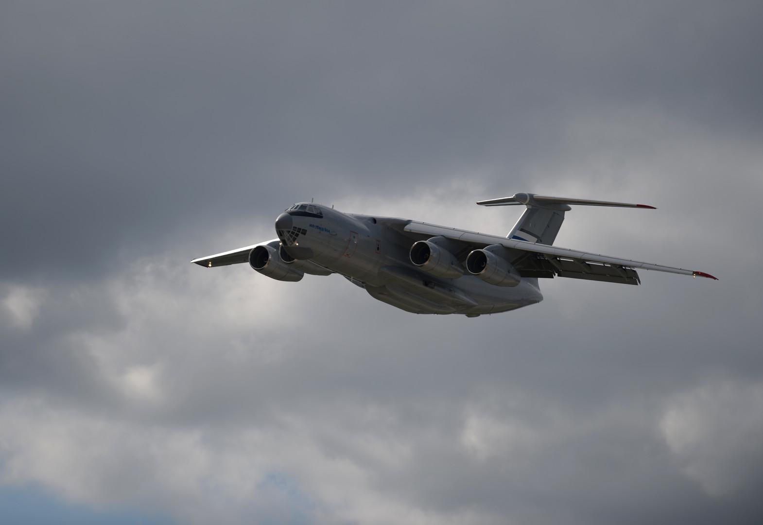 روسيا تعزز أسطولها الجوي بـ