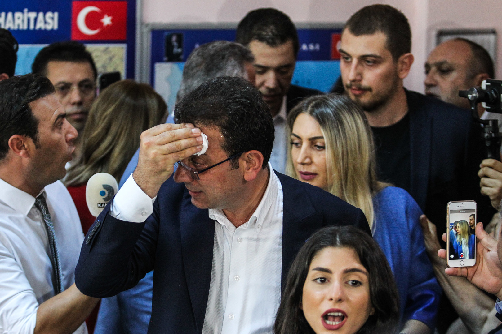 خسارات جديدة لأردوغان قادمة