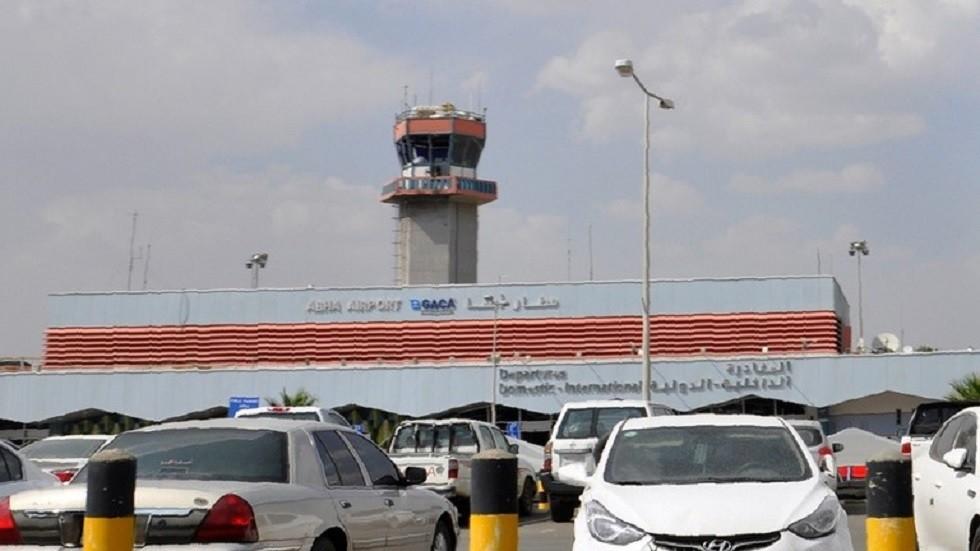 مطار أبها في السعودية - أرشيف