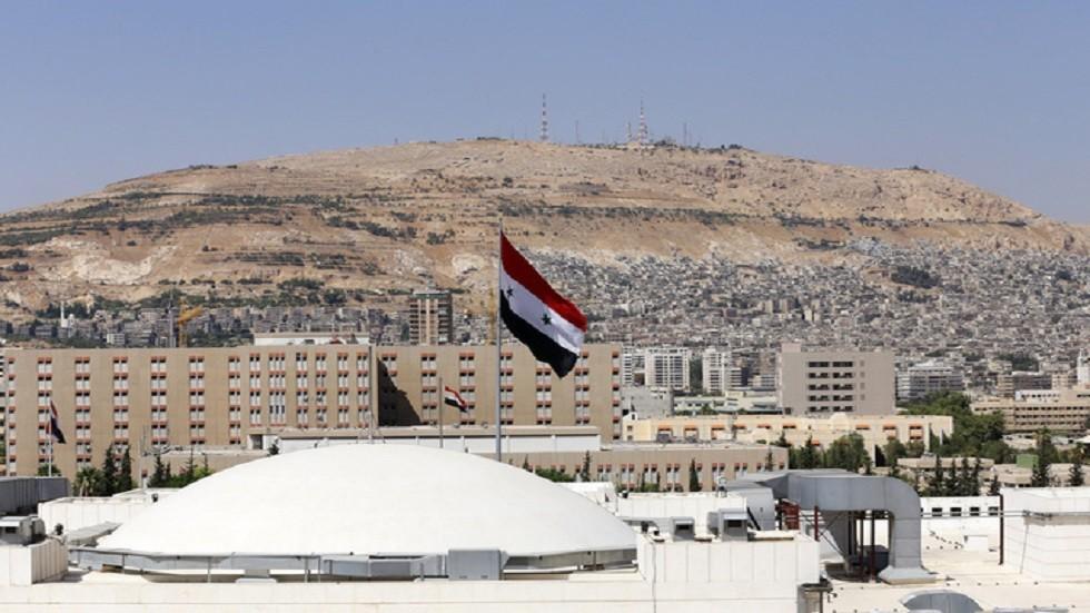 دمشق تدين فرض عقوبات أمريكية على القيادة الإيرانية