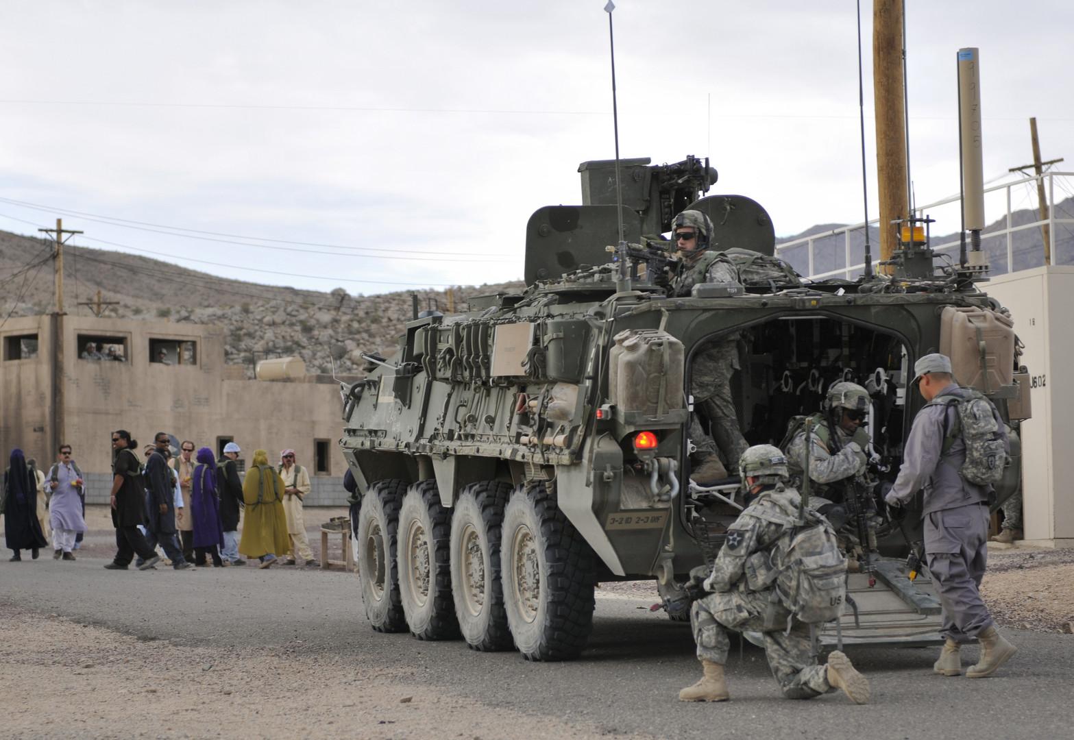 مقتل عسكريين أمريكيين في أفغانستان