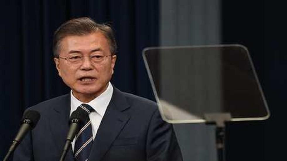 مون: محادثات وراء الكواليس بين واشنطن وبيونغ يانغ لعقد قمة ثالثة