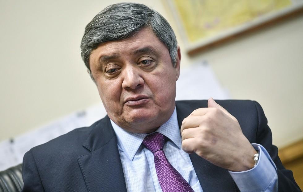 مدير الدائرة الثانية لآسيا بوزارة الخارجية الروسية زامير كابولوف