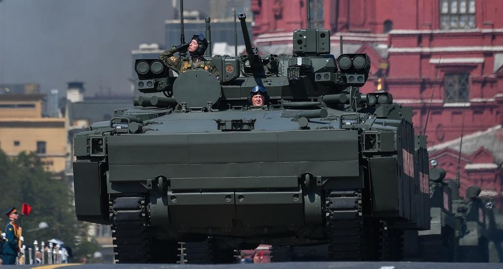 عربة المشاة القتالية BMP-3