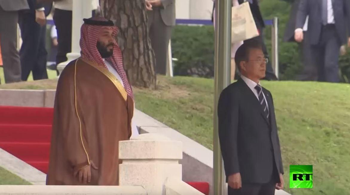 رئيس كوريا الجنوبية: زيارة بن سلمان لها مغزى كبير