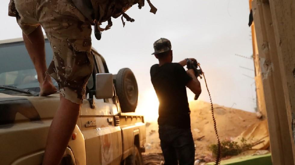 حكومة الوفاق تعلن سيطرتها على مدينة غريان وتدخل غرفة عمليات