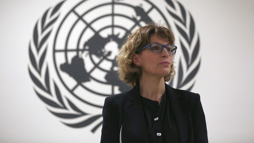 المحققة الأممية أغنيس كالامارد