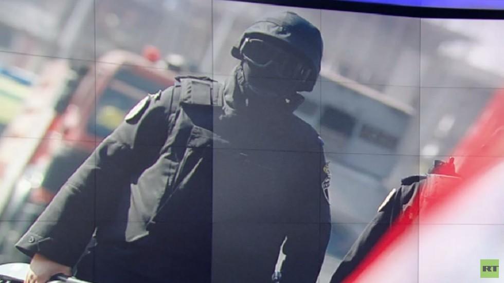 مقتل 7 من قوات الأمن في مصر