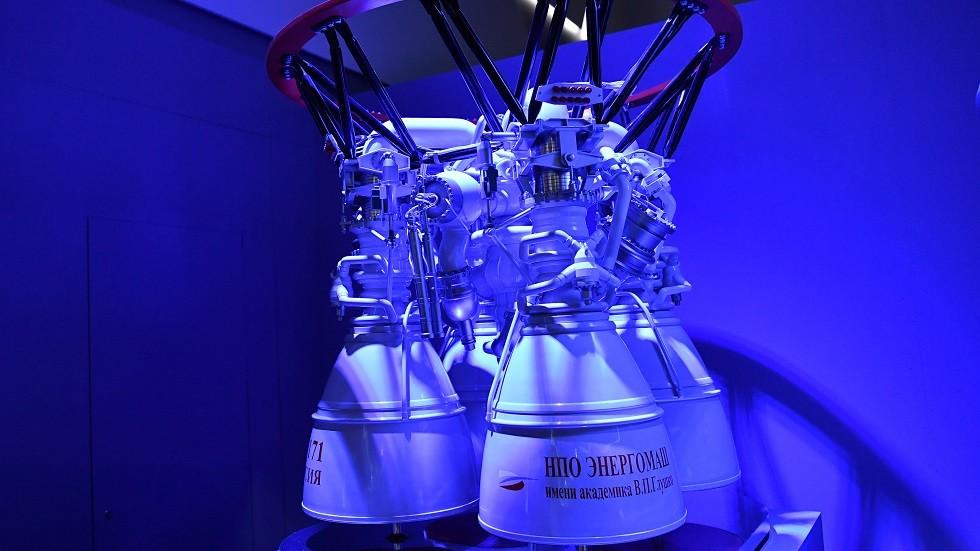 أمريكا تتسلم دفعة جديدة من محركات صواريخ الفضاء الروسية