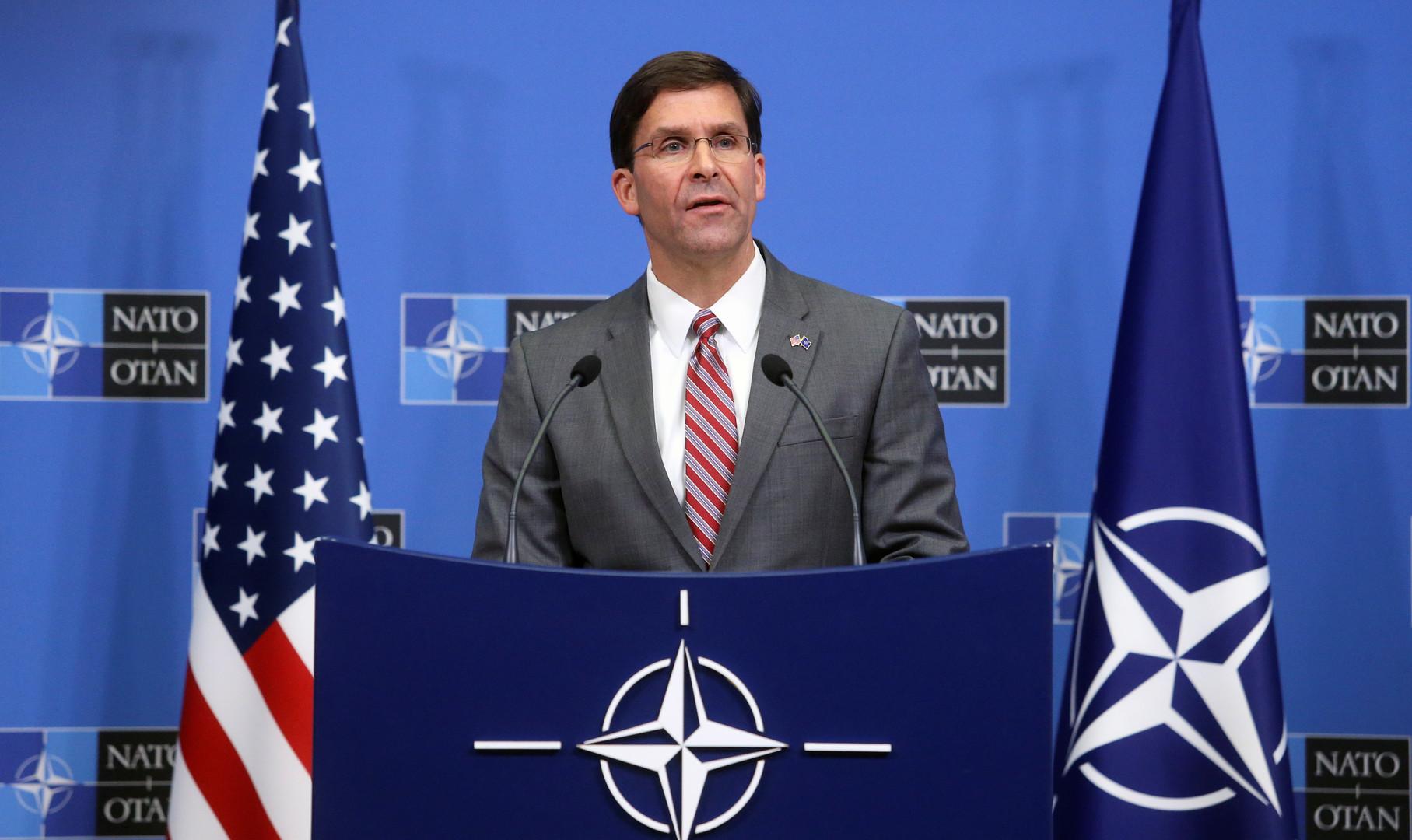 الولايات المتحدة تعلن استعدادها لإرسال سفن حربية لحماية أمن الملاحة في مضيق هرمز