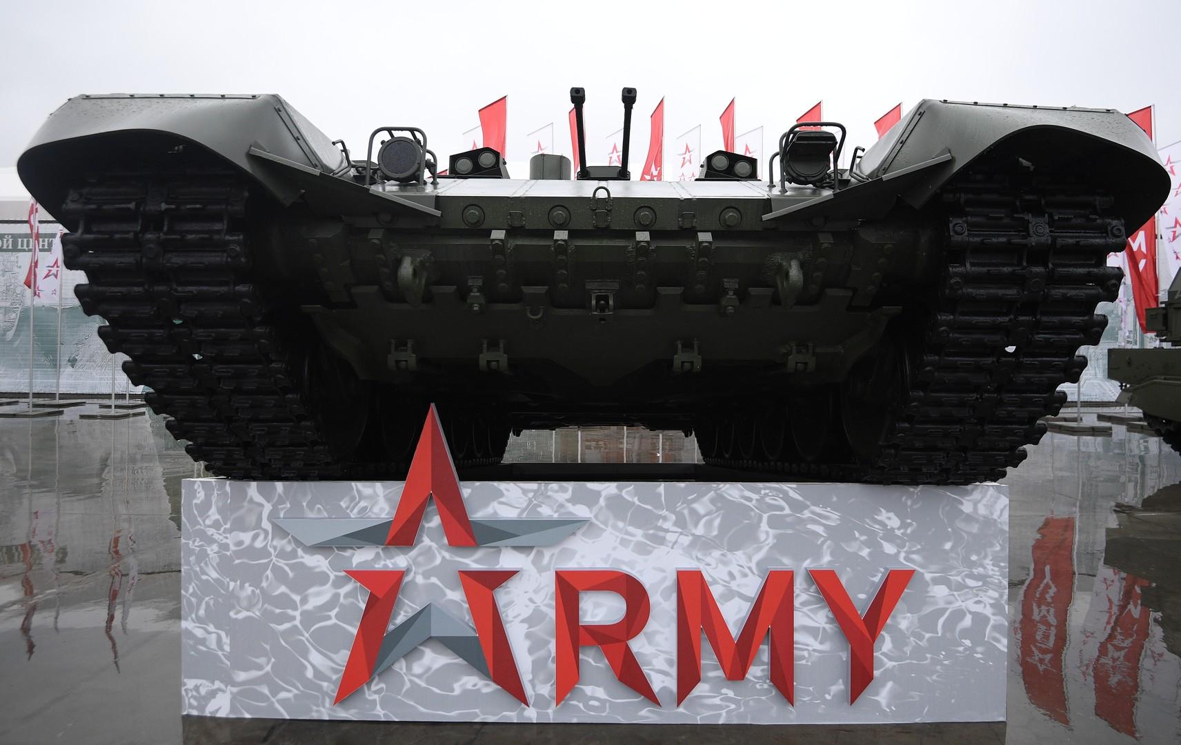 الدفاع الروسية تبرم عقودا بـ16 مليار دولار خلال منتدى