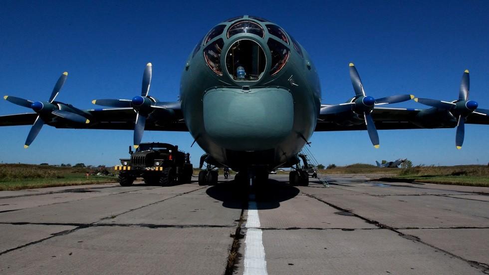 طائرة نقل روسية ثقيلة تتحول إلى مدفع طائر
