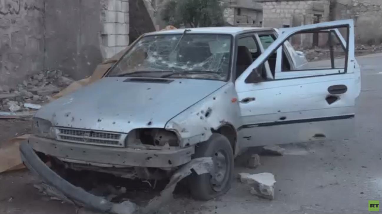 تواصل هجمات المسلحين في ريف حلب الجنوبي