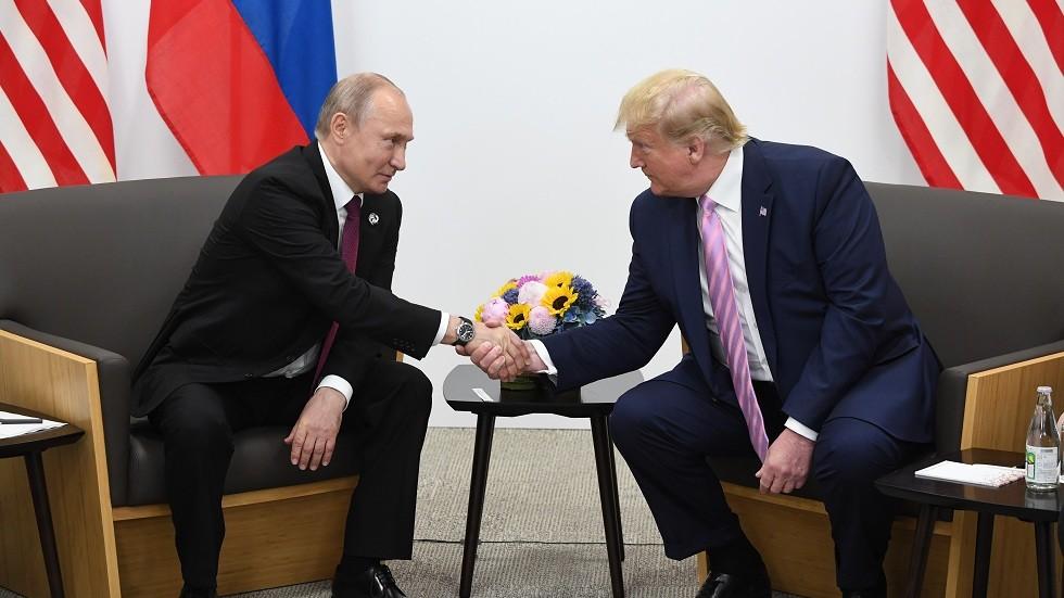 بيسكوف: رد فعل ترامب على دعوة بوتين كان بناء