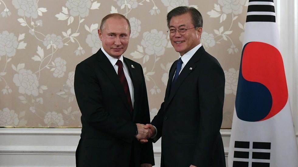 كوريا الجنوبية: روسيا تلعب دورا بناء في التسوية الكورية