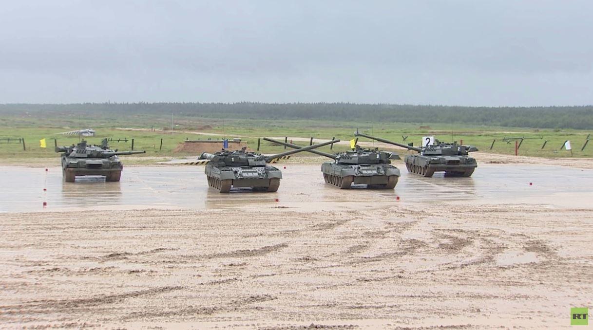 محاكاة للمعركة ضمن فعاليات الجيش 2019